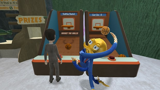 Octodad to hit PS4 in April, Xbox One version being considered
