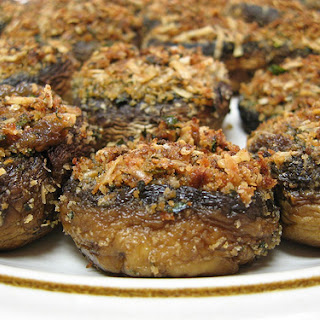 Stuffed Mushrooms recipe – 175 calories