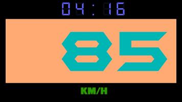 Screenshot of Vision HUD