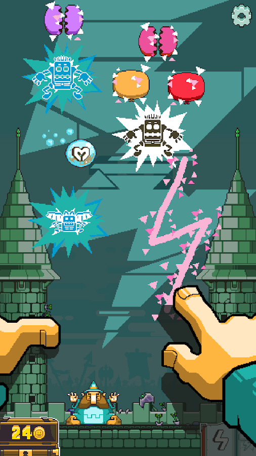 Magic Touch: Wizard for Hire Screenshot 12