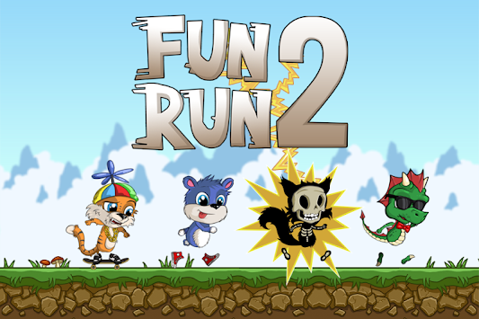 Fun Run 2 - Multiplayer Race APK screenshot thumbnail 1