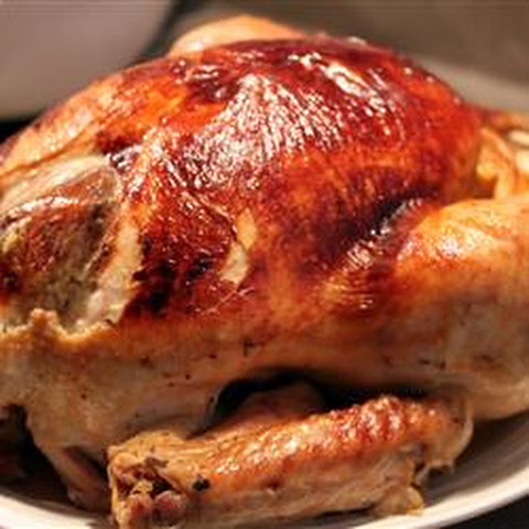 Juicy Thanksgiving Turkey