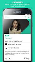 Screenshot of TVNZ OnDemand