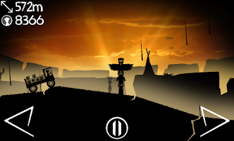 Screenshot of Bad Roads 2