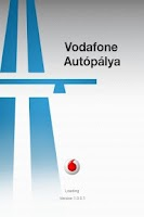 Screenshot of Vodafone - Autópálya