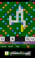 Screenshot of TwistWord - Fast fun word game