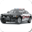Police Car Lights e Sirene icon
