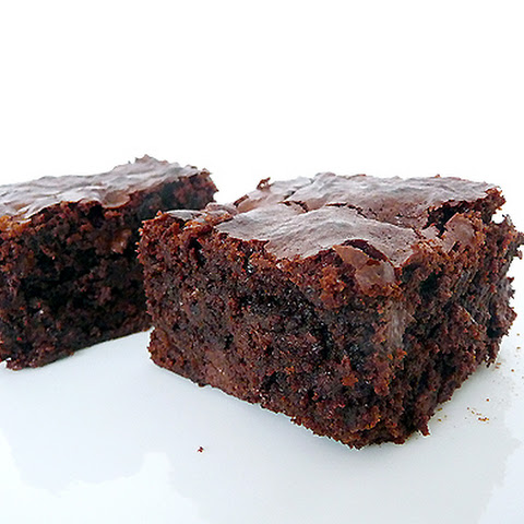 Whole Grain Brownies