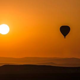 Cappadocia by Stefania Loriga - Landscapes Sunsets & Sunrises