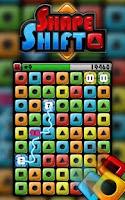 Screenshot of Shape Shift