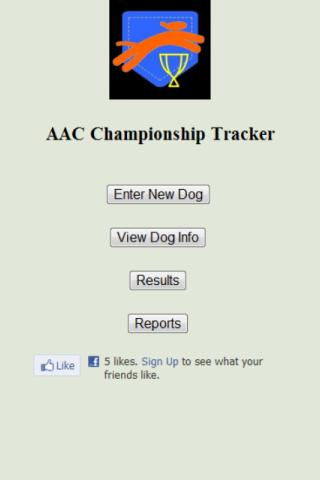 AAC Championship Tracker