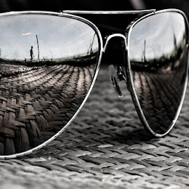 see through the glasses by Hermx Hirmatrix - Artistic Objects Clothing & Accessories
