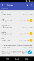 Screenshot of PhoNews Pro Newsgroup Client