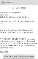 Screenshot of Quiz Questoes Conc Publico Pro