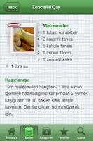Screenshot of Doğal Çay Rehberi