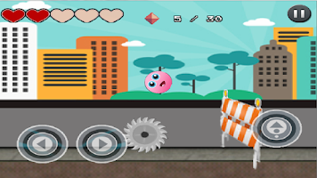 Screenshot of Greg Adventures