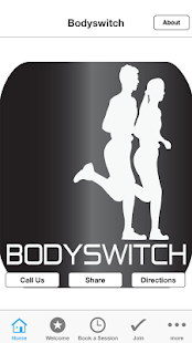 Bodyswitch - screenshot