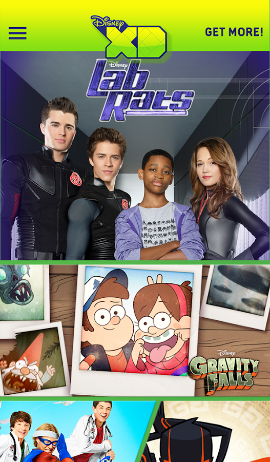 Disney XD - Watch & Play! Screenshot 14