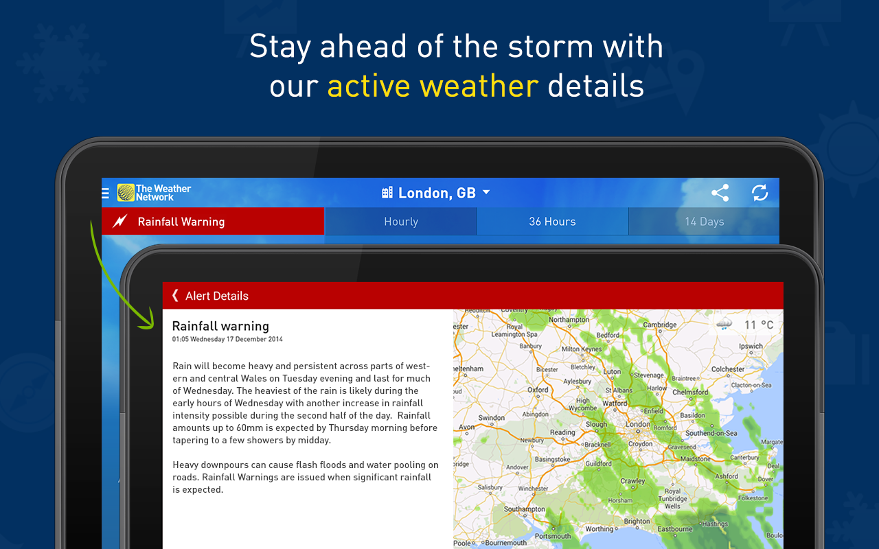 The Weather Network Screenshot 12
