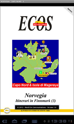 NORVEGIA - CAPO NORD 2