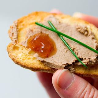 Chicken Liver Foie Gras Recipes