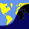 Day & Night Map