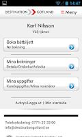 Screenshot of Destination Gotland