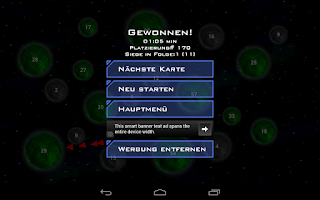Screenshot of Planetary Wars