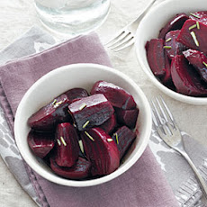 Lemon-Rosemary Beets