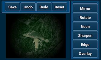 Screenshot of Filtux Photo Effects