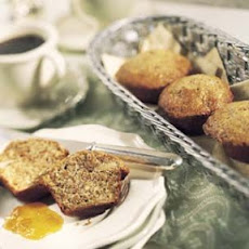 Oatmeal Bran Muffins with Raisins and Almonds