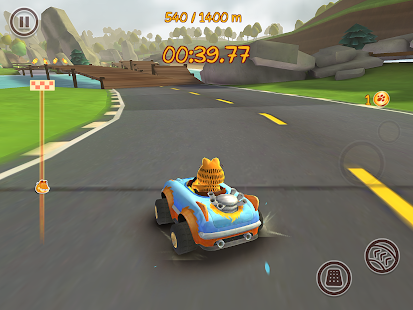 Garfield Kart Fast & Furry- screenshot thumbnail