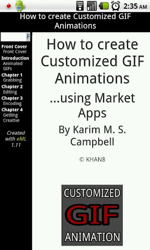 Customized GIF Animations
