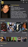 Screenshot of IMDb Movies & TV