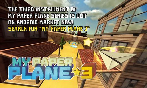 My Paper Plane 2 3D