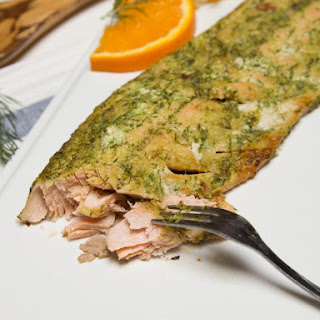 Orange Herb Salmon Recipes