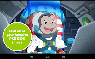 Screenshot of PBS KIDS Video