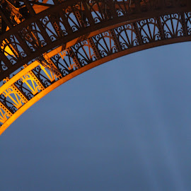 Eiffel Tower  by Shari Hall - Buildings & Architecture Statues & Monuments