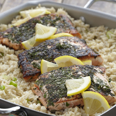 Salmon Ranch Broil