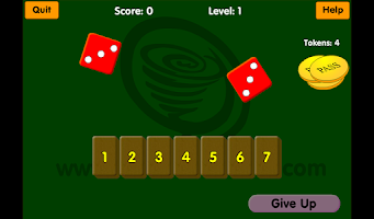 Screenshot of Barshot - Shut the Box