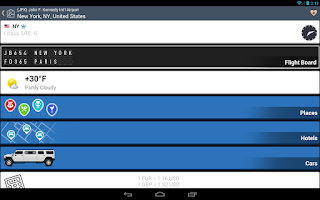 Screenshot of Airline Flight Status Tracker