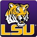 LSU Tigers Clock Widget icon