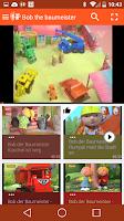 Screenshot of Cartoons, Lieders für Kinder