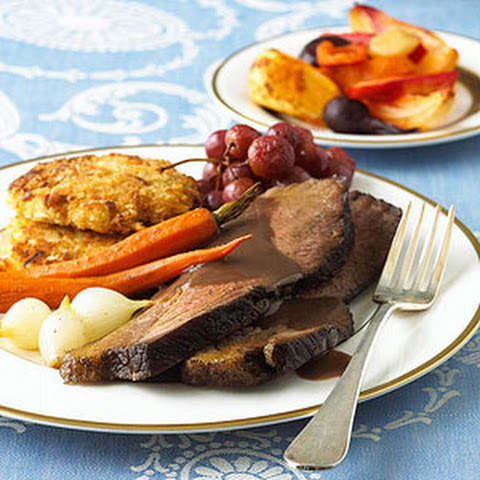 Beef Brisket With Onion Soup Mix And Wine Recipes | Yummly