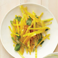 Golden Beet Slaw