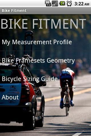 Bike Fitment