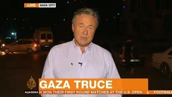 Screenshot of GSE LIVE TV (WORLD NEWS)