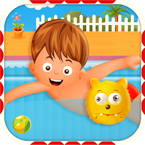 Game Kids Swimming Pool For Boys Apk For Windows Phone Android Games And Apps