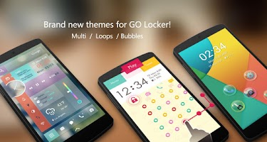 Screenshot of GO Locker VIP