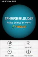 Screenshot of Sphere Builder